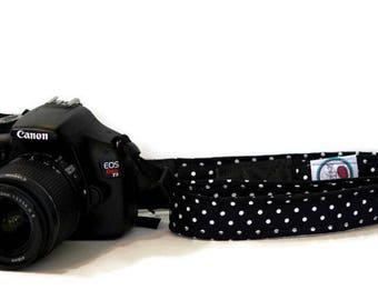 Made in USA Thin Custom Camera Strap -  PICK Fabric Disney Inspired