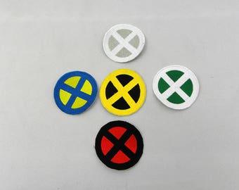 X-Men 3 inch patch