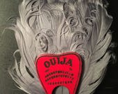 Ouija Feather Clip