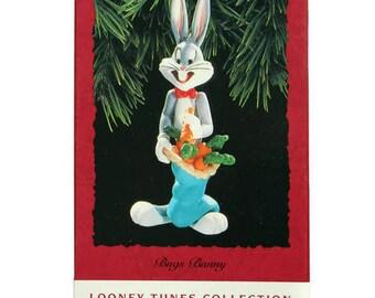 Bugs Bunny Hallmark Keepsake Ornament Looney Tunes