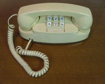Vintage 1960's  Western Electric Princess Telephone