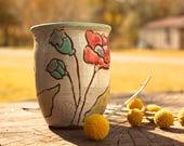 Poppy Cup