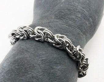 Heavy Duty Chainmaille Bracelet