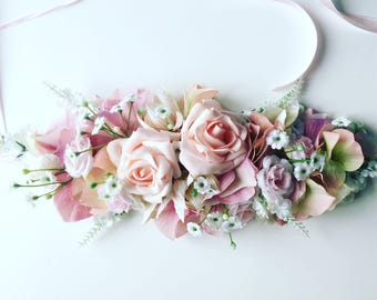 Baby Girl Shower Headpiece