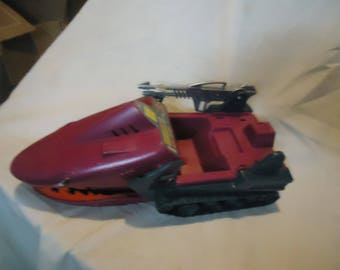 Vintage 1984 MOTU Masters of the Universe Land Shark Boat Toy,  collectable
