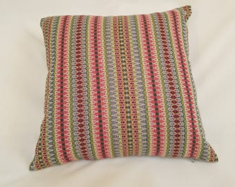 Stripes Pillow Cover, Pillow shell, throw pillow cover, 16 x 16, square, accent pillow cover, Decorative cushions, Decorative Pillow