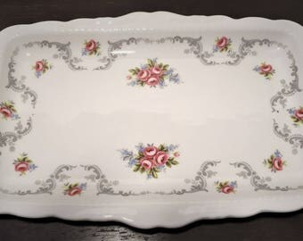 Royal Albert Tranquility Sandwich Tray