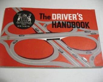 Vintage 1961 Ontario Driver's Handbook