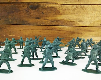 Vintage Green Army Men, Rinco