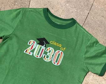 Class of 2030 Boutique Shirt Ready to Ship