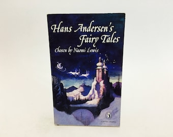 Vintage Children's Book Hans Anderson's Fairy Tales 1981 UK Edition Paperback Anthology