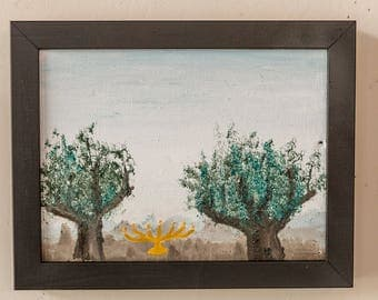 Zachariah: Olive Trees and Lamps