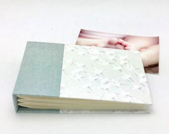 Mini Photo Album, Pale Cranes, 36 4x6 photos, In Stock