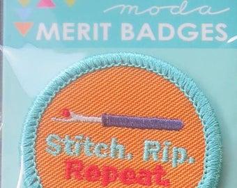 Moda Merit Badges BADGE 6 Moda