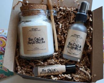Bath salt gift set | Etsy