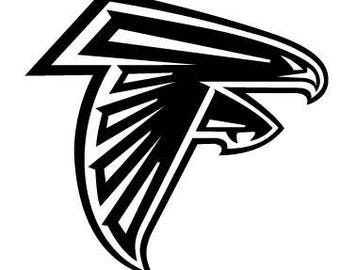 NFL Atlanta Falcons Vinyl Decal Sticker