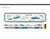 Cavallini co travel pencil set NIB