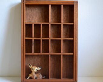 Wooden Storage Box, Perfect for Miniatures
