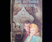 The Invisible Intruder--A Nancy Drew mystery (hardcover)