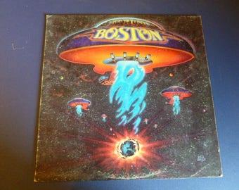 Boston Vinyl Record LP 34188 Epic Records 1976