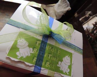 The Tadpole Gift Box For Kids, Surprise Soap Box, Mystery Soap Box, Soaps for Kids, For Children, Gift Soap Box