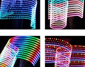 PixelWand - LED Levitation Wand - MoodHoops