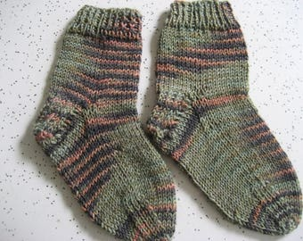 Kids Toddlers Camo wool socks