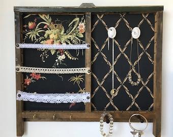 Letterpress Drawer / Tray / Jewelry Organizer Wall Hanging / Type Set Drawer / The Hamilton Mfg. Co.