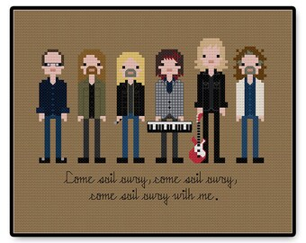 Styx - Cross Stitch PDF Pattern