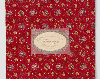 Collection for a Cause - Friendship Layer Cake by Howard Marcus for Moda fabrics 46120PP