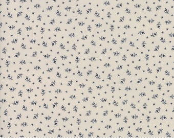Snowberry Prints Midnight 44145 23 by 3 Sisters for moda fabrics