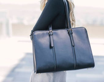 Laptop bags for women - Leather laptop bag - Laptop bag women - Laptop bag 15 inch - Leather briefcase women - Office bag 15 inch laptop