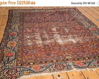 10% OFF RUGS 5x6 Antique Malayer Rug