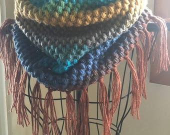 Cool Bean Cowl in Sphinx Ready to Ship
