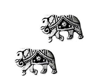Limited Time Offer Elephant Cufflinks - Gifts for Men - Anniversary Gift - Handmade - Gift Box Included