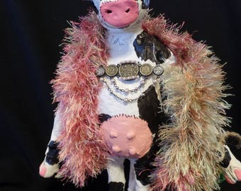 Comely Claudia Cow