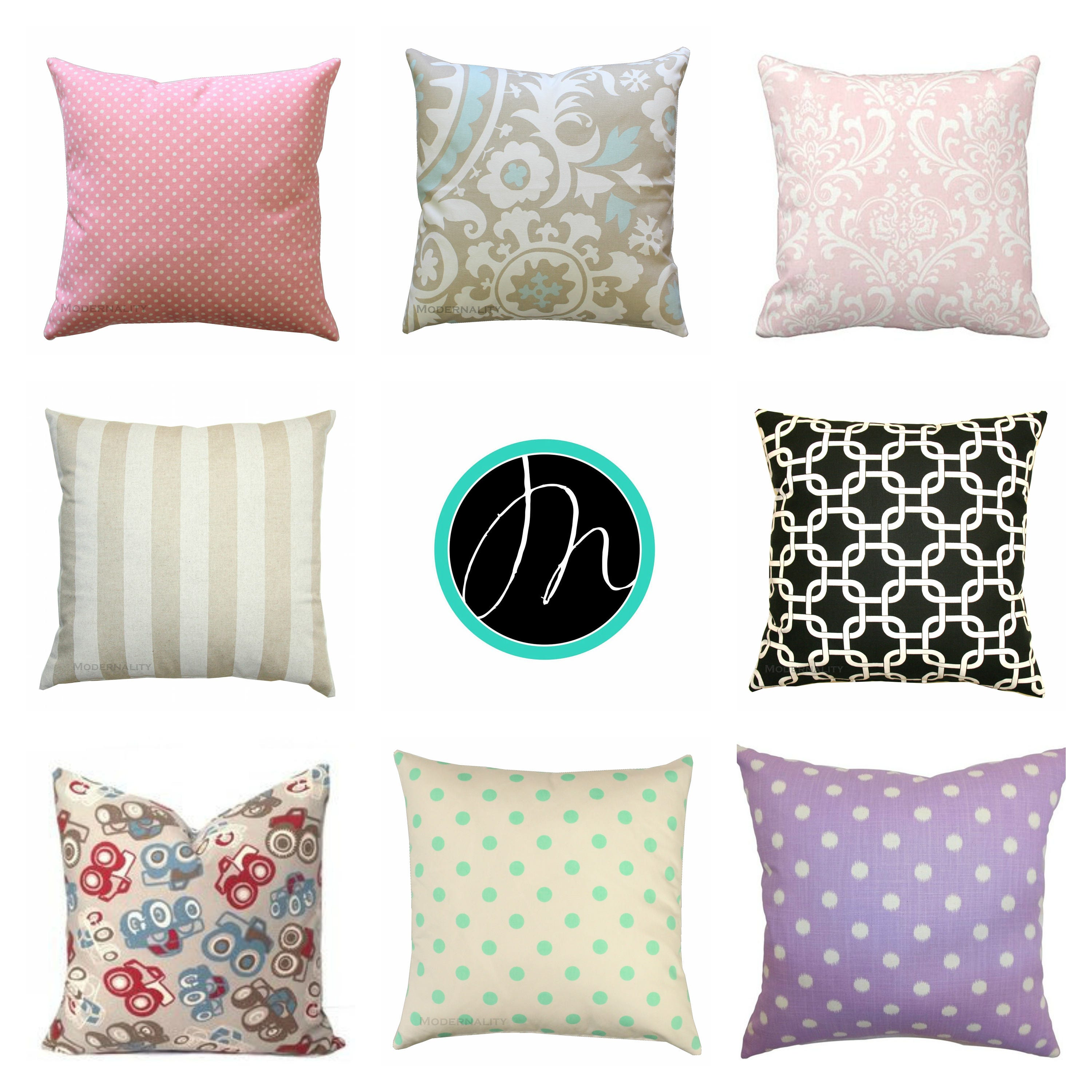 CLEARANCE Throw Pillows Decorative Pillow Cover Toss Pillow