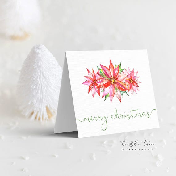 Christmas Greeting Cards - Holiday Garden