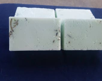 Rosemary Sea Salt Soap
