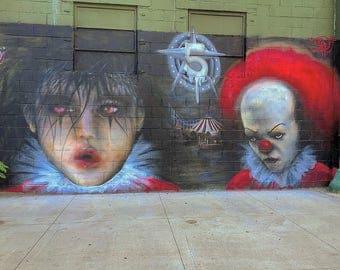 Creepy Street Art