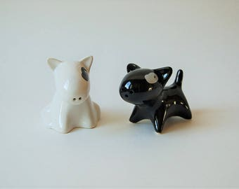 Spotted Dog Salt and Pepper Shakers 3