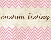 Custom Listing for Christine - Navy and Mint Safari Wishes Cards - PRINTS