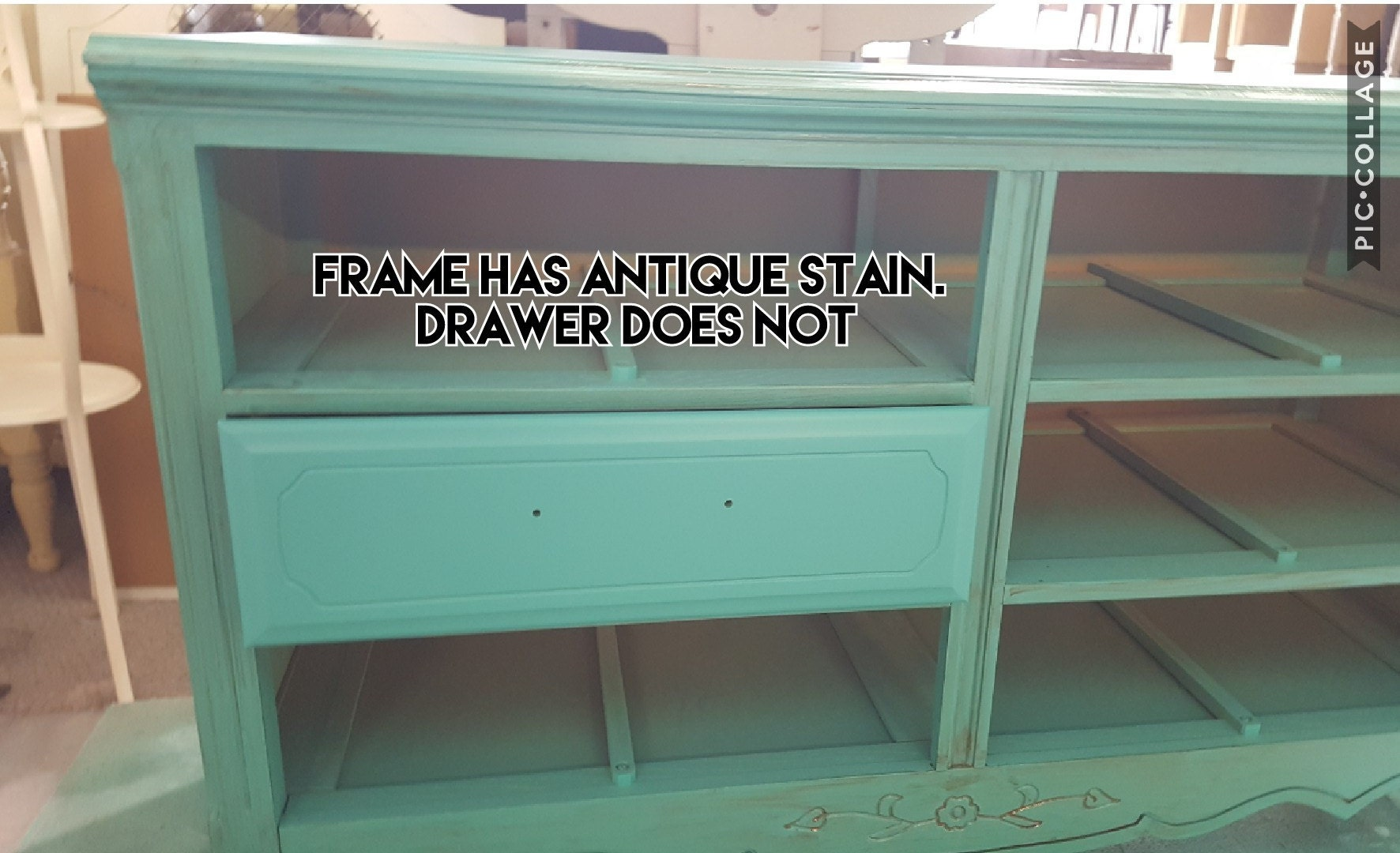 vintage french provincial dresser, chest, bedroom, french country, vintage baby nursery