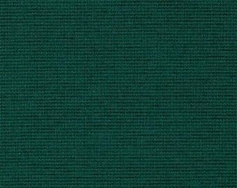 Pre-Cut** Cotton Lycra Spandex Knit Jersey Fabric 10 oz -Hunter Green  (349)