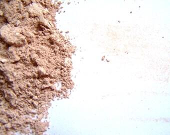 Fair 2 Mineral Foundation - Soft Matte Foundation In a Tin - Zero Waste  - Vegan Makeup