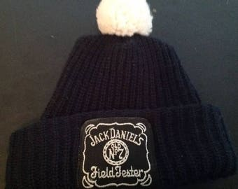 Jack Daniel's Whiskey Vintage beanie Winter Hat