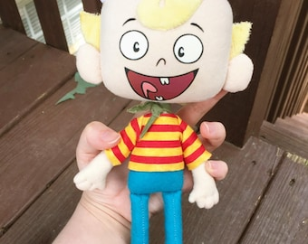 READY TO SHIP, Mini Flapjack Plush