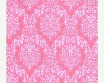 ON SALE Pink Fabric, Shabby Chic Fabric, Amanda by Blank Quilting, Pink Fabric, Floral Fabric, Shabby Chic, 00847