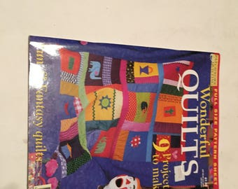 wonderful quilts 9 projects to make magazine