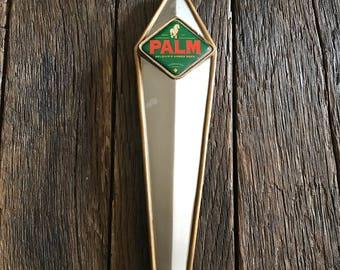 Large Palm Beer Tap Handle - Unique Beer Tap Handle - Large Palm Belgium Beer Tap Handle - Palm Belgium's Amber Beer Tap Handle